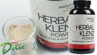 klenz powder